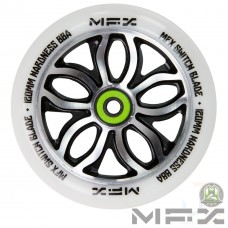 MFX R WILLY SWITCHBLADE SIG 120mm WHEEL - WHITE