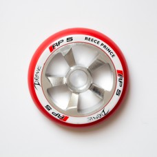 Drone RP5 Wheel - Red/Raw/White Print