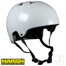 HARSH HELMET PEARL WHITE