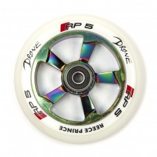 Drone Reece Prince RP5 Signature Wheel - 110mm - White/Neo Chrome