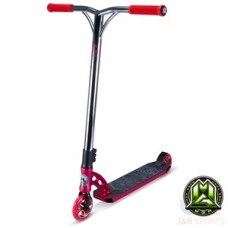 MGP VX 7 TEAM EDITION – RED with CHROME BARS