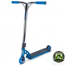 MGP VX 7 TEAM EDITION – ELECTRIC BLUE with CHROME BARS