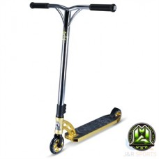 MGP VX 7 TEAM EDITION – GOLD with CHROME BARS
