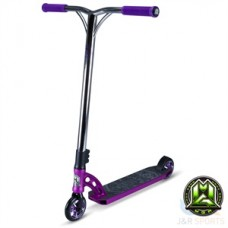MGP VX 7 TEAM EDITION – PURPLE with CHROME BARS
