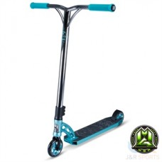 MGP VX 7 TEAM EDITION – TEAL with CHROME BARS