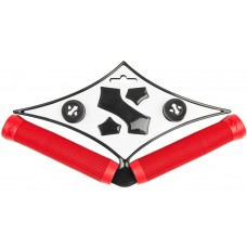 Sacrifice Grips Red